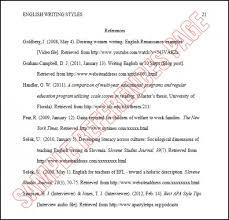 Proper Format For References On Resume Impressive Resume Cover Letters High Homework Websites