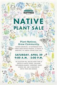 a species of native plant the spring native plant sale is here u2014 ruffner mountain
