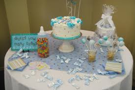Simple Table Decorations by Baby Shower Decoration Table Ideas Sweet Table For Baby Shower