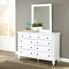 Bedroom Dressers With Mirrors Mirrored White Dresser 8 Drawer Dresser Luxury Dressers White