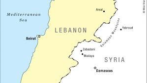 lebanon on the map hizbollah s syria conundrum crisis