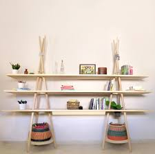 insightful tipi modular shelving system evoking the spirit of