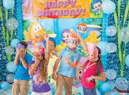 Bubble Guppies Birthday Decorations Peppa Pig Party Ideas Party City