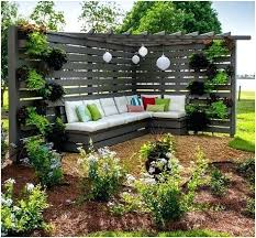Inexpensive Backyard Privacy Ideas Backyard Privacy Attractive Backyard Privacy Landscaping Ideas Big