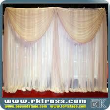 backdrops for sale rk hot sale rk organza wedding ceiling drape fabric wedding