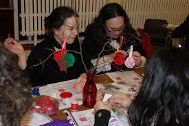 december 4th 2012 christmas crafts forest gate wi