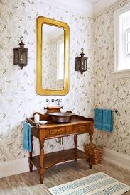 Bathroom Sink Decorating Ideas by 499 Best Bathrooms And Powder Rooms Images On Pinterest Bathroom