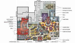 student center floor plan dean college student center u2022 connor architecture