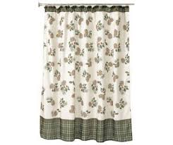 Teal And Brown Shower Curtain Shower Curtains Big Lots