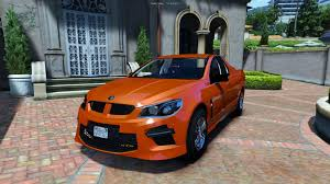 holden maloo hsv limited edition gts maloo add on replace extras gta5 mods com