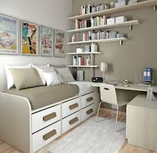 Bedroom Storage Design Shelves For Bedroom Best Home Design Ideas Stylesyllabus Us