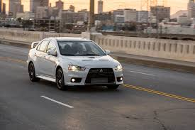 mitsubishi lancer evo 6 mitsubishi usa waves goodbye to lancer evo with 2015 final edition