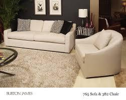 Burton James Sofa Furniture Gallery Paper Doll Interiors Inc