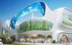 shopping mall inhabitat green design innovation architecture