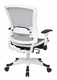 white office chair mesh office mesh office chair flip up arms 317w w11c1f2w