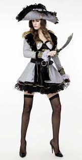 deluxe seven seas seductress pirate costume n10794