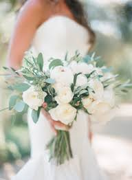 wedding flowers for bridesmaids top 10 stunning white and green bouquets fiftyflowers the