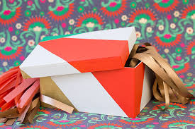 pre wrapped gift box 5 ways to change up your gift wrapping routine mint to inspire