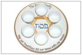 seder plate craft for personalized passover seder plate bowls serendipity crafts