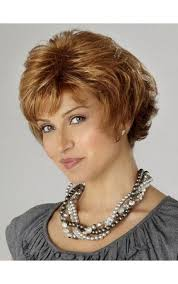 womrns hair style for 60 year olds hair styles for women over 60 years old short layered wigs for