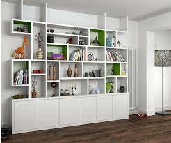 White Bookcase Ideas Contemporary White Bookcase Excellent Modern Bookcases Unique