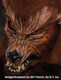 Werewolf Mask Howl O Ween Werewolf Mask Ronjo Magic Costumes And Party Shop