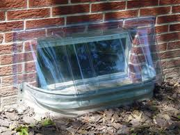 bubble window well cover select a size window well covers