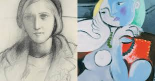 picasso and his mistress his muse cbs news