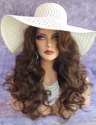 bimbo hairpieces glam barbie big hair wigs pinterest wig hairspray and messy