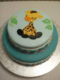 giraffe cake jungle animal cakes http www cake decorating corner