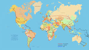 Chad Map Country List U2013 Expedition Everywhere