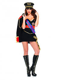 Army Costumes Halloween Diva Dictator Women Army Costume 45 99 Costume Land