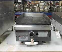 star 615 ta commercial table top gas griddle griddles