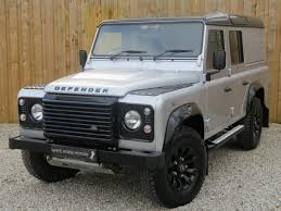land rover defender 110 2016 land rover defender 110 xs td double cab white horse motors