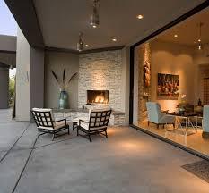 bluestone patio with