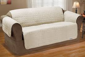 Waterproof Sofa Cover by Sofa Protector