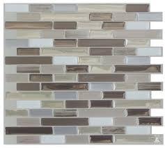The  Best Peel N Stick Backsplash Ideas On Pinterest Diy - Peel and stick backsplash glass tiles