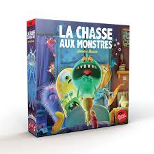 jeux de la jungle cuisine jeu de société la chasse aux monstres iello pour enfant de 4 ans à 6
