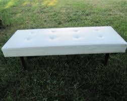 white bench etsy
