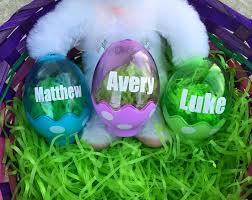 personalized easter eggs items jcustoms llc