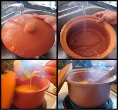 how to cook in your clay pot
