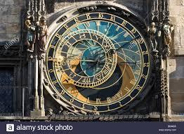 the prague astronomical clock or prague orloj the oldest part of