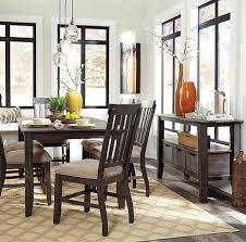 dresbar dining room table dresbar 5 piece dining room ashley homestore canada