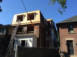exterior mansard roof with brick wall for pretty exterior home