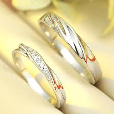 couples wedding rings wedding rings couples platinum wedding rings for couples india