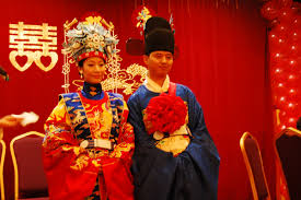 wedding china marriage in modern china
