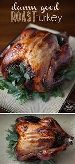 damn roast turkey self proclaimed foodie