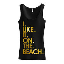 black sand tank u2013 i like it on the beach