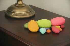 spring painting ideas 6 modern easter ideas painting rocks and making easter decorations