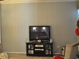 painting ideas updating wood paneling